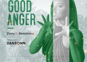 Zinny - Good Anger